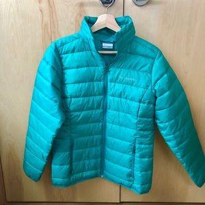 NWOT Columbia puffer jacket